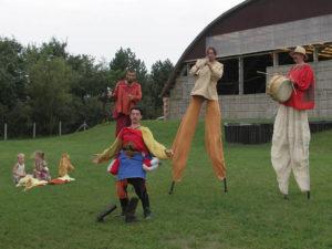 Sóskúti lovastábor - 2005. augusztusa