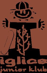 Iglice junior klub barna logó