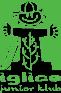 Iglice junior klub zöld logó
