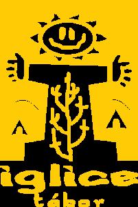 iglice tábor sárga logó