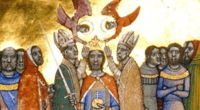 Rendhagyó törióra I/2020: Amiről a szobrok mesélnek – Szent István