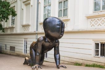 Junior Klub II/2021 – Bevezetés a modern művészetbe (Kampa Múzeum) / Poznáváme moderní umění
