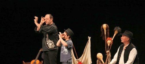 Csavar Színház: Nagyidai cigányok